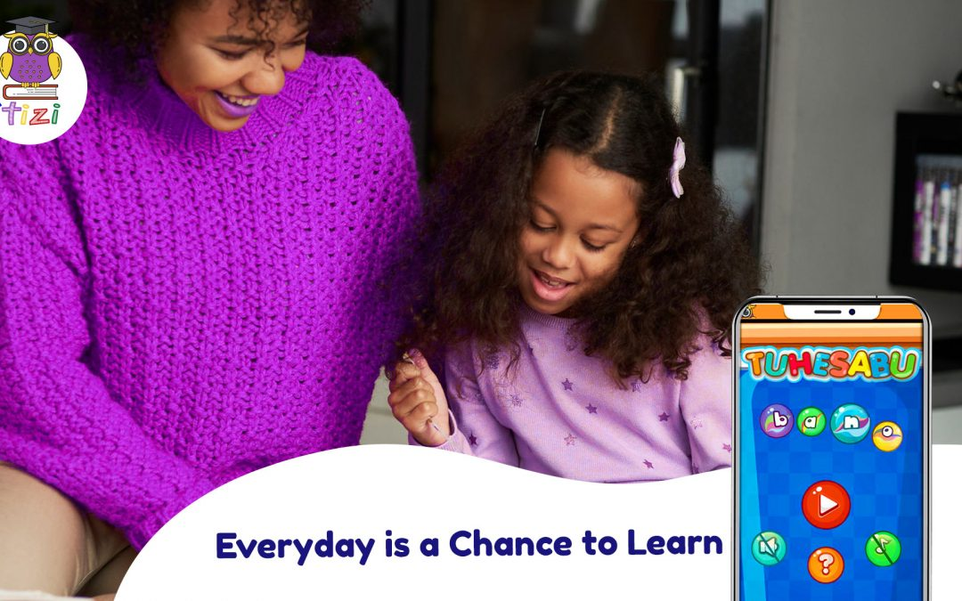 Tizi Games to help boost Children's Memory and Cognitive Skills