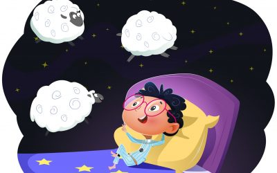 5 Ways to Get your kids' sleeping pattern back on track