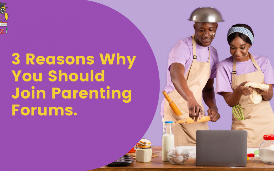 3 Reasons Why You Should Join Parenting Forums